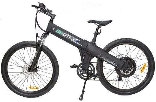 Electric Mountain Bike Reviews Australia