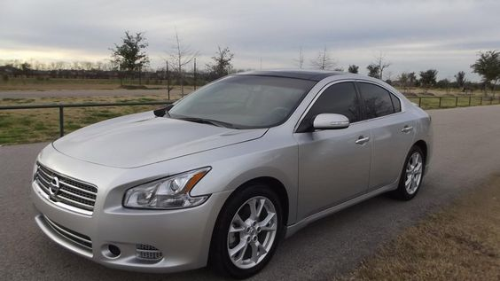 2012 Nissan Maxima 3 5 Premium Edition Navi Leather Only 12k Mi Free Shipping Nissan Maxima Nissan Custom Wheels And Tires