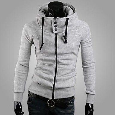 de walk®men Manwan cuello alto delgado con capucha - USD $ 126.60
