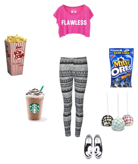"""Movie night"" by peaches112 ❤ liked on Polyvore featuring Ally Fashion"
