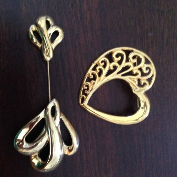 I just listed Brooches ($5) on Mercari! Come check it out! http://item.mercariapp.com/gl/m666733838