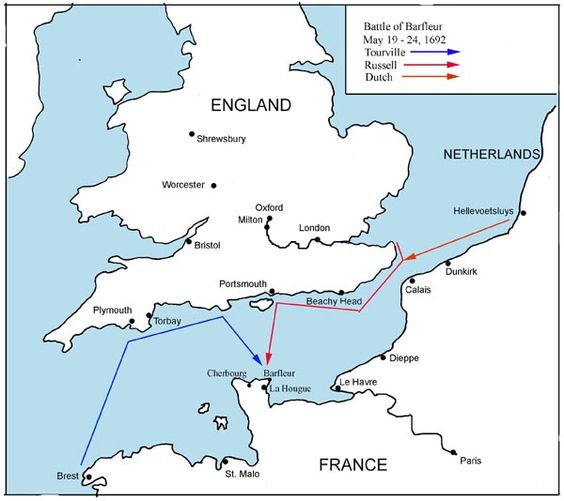 Map Of English Channel Showing Dunkirk  Maps  Pinterest