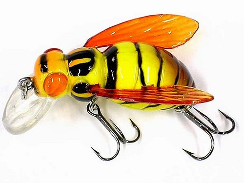 fishing? how about trying this cool fishing lure, wish it was in, Hard Baits