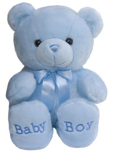 Blue Baby Toys : Blue teddy bear baby and bears on pinterest