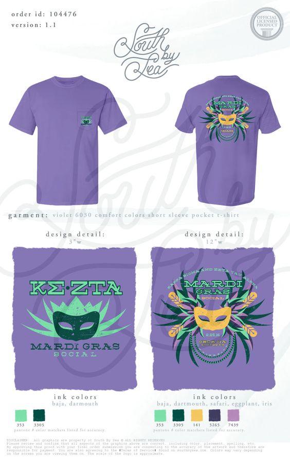 Sorority Shirt Designs Apparel Design And Greek Apparel