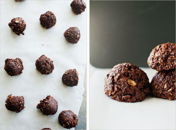 Cocoa Coconut Bits