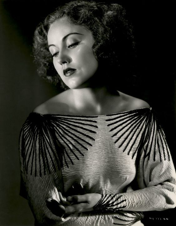 Fay Wray by Ernest A. Bachrach, 1934