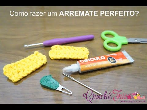 Croche Trico com Professora Ivy - YouTube