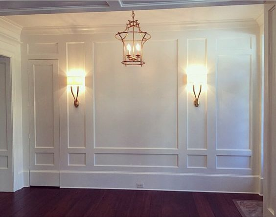 Pinterest the world s catalog of ideas for Bedroom with wainscoting ideas
