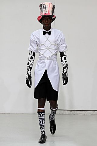 Walter Van Beirendonck Spring 2013 Menswear: