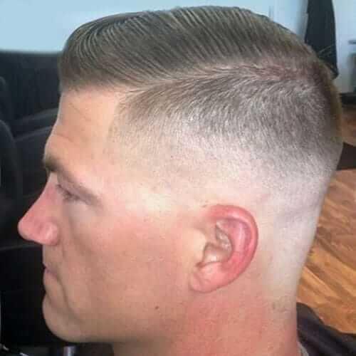Trendy Men S Haircuts In 2019 Anushka Spa Salon Military Haircut Military Hair Marine Haircut