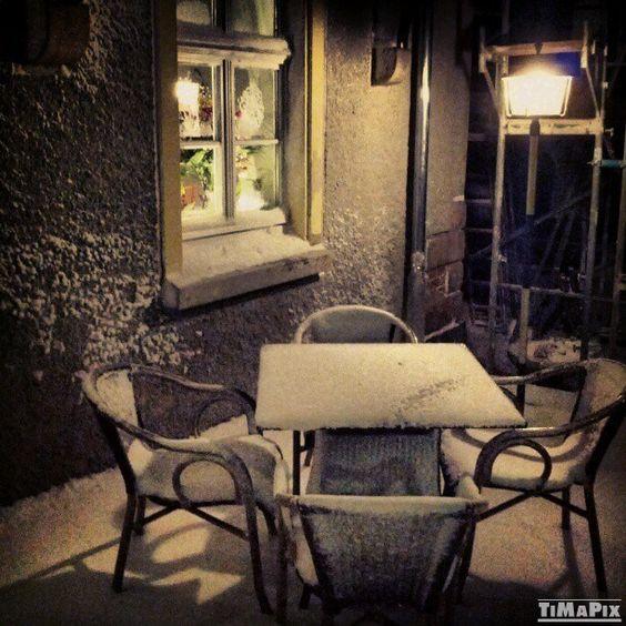 Am Wochenende soll es nun langsam zu Ende gehen mit dem Vorfrühling und wieder kälter werden. Für alle #Winter-Liebhaber hier schon mal eine Winter-Einstimmung...