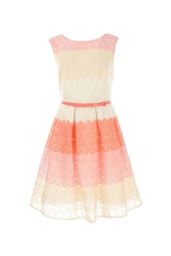 Candy Dress !#ReneDerhy #Dress #Pink #AposiaHues #Candy #Girly