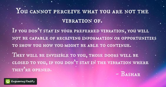 Bashar Law of Attraction Quote - No Waiting