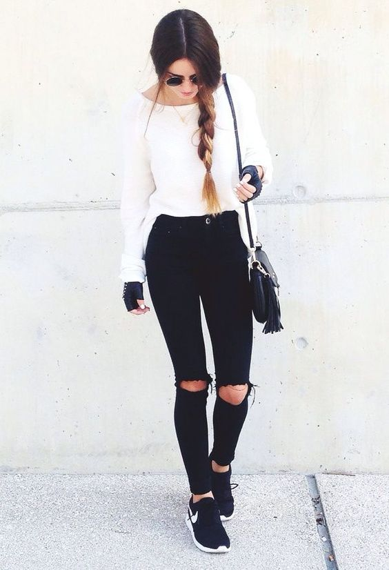 Modest Street Style Outfits