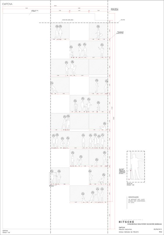 """Galeria - Arte e Arquitetura: """"Empena Viva"""" por Nitsche Projetos Visuais - 16"""