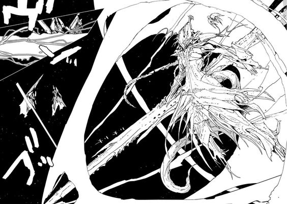 knights of sidonia | ... para Anunciado anime do mangá Knights of Sidonia, de Tsutomu Nihei