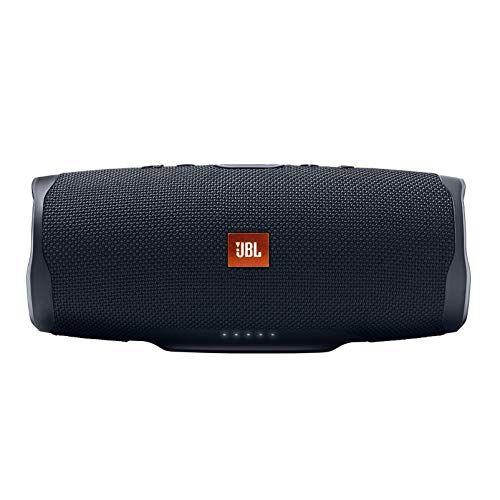 Jbl Charge 4 Waterproof Portable Bluetooth Speaker With 20 Hour Battery Black In 2020 Bluetooth Speakers Portable Wireless Speakers Bluetooth Jbl Charge