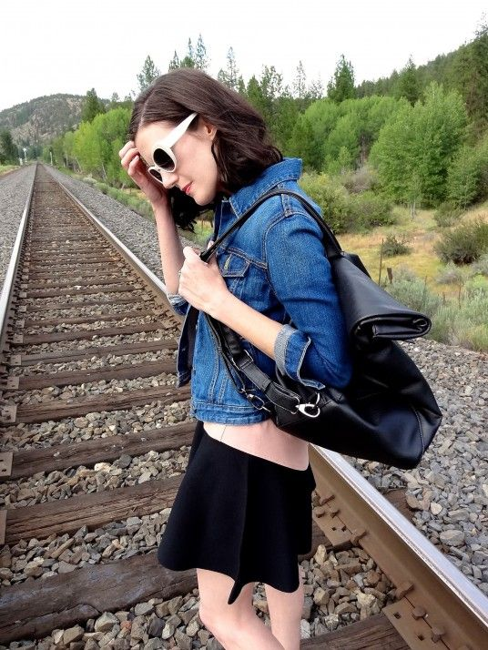 Carrie from Style Me Perfect with the Nasty Gal Leona Backpack || Get the backpack: http://www.nastygal.com/going-fast/leona-backpack?utm_source=pinterest&utm_medium=smm&utm_term=ngdib&utm_content=clothing_optional&utm_campaign=pinterest_nastygal
