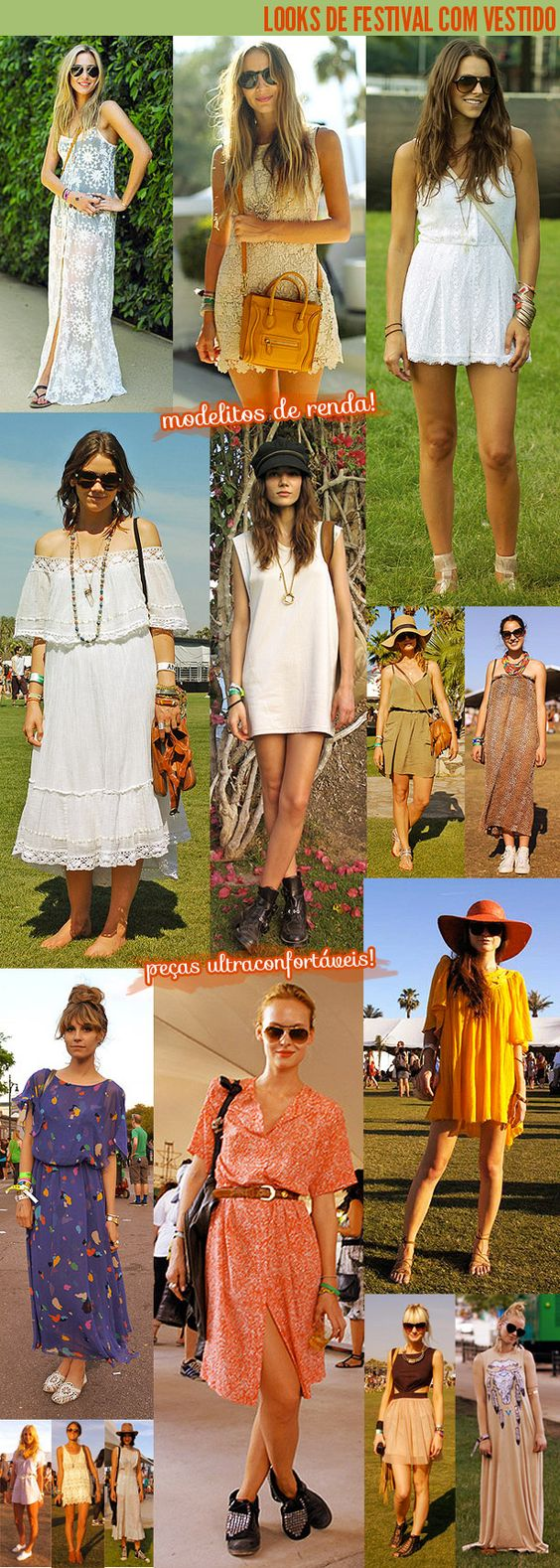#fashion #looks #lollapalooza