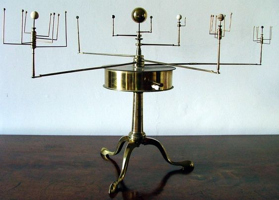 Orrery. It's official, I want one.
