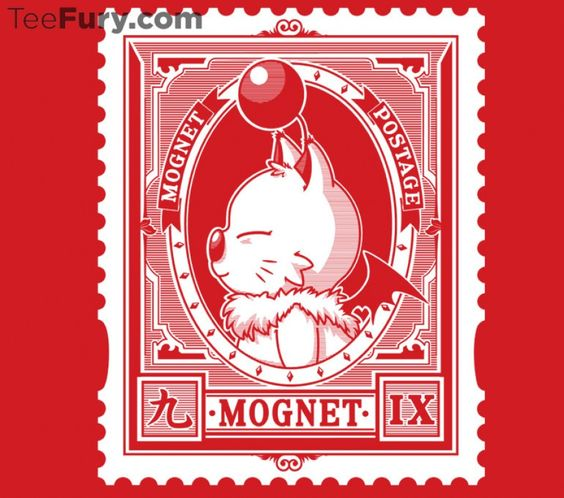 """Mognet Mail"" by Latvilous. Get yours here: http://www.teefury.com/?utm_source=pinterest&utm_medium=referral&utm_content=mognetmail&utm_campaign=organicpost"