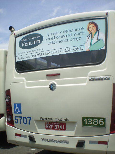 Busdoor _ Clínica Ventura
