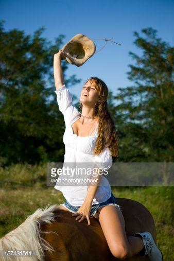 Stock Photo : Waving hat