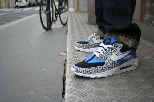 Huarache Nike Air Max