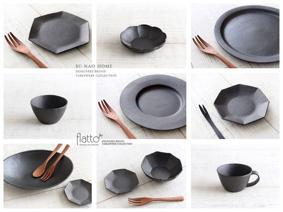 陶芸家・松本圭嗣さんのブランド「su-nao home(スナオホーム)」の和食器