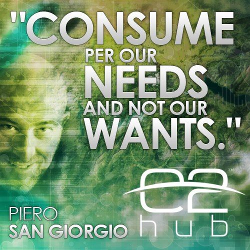 consume per need