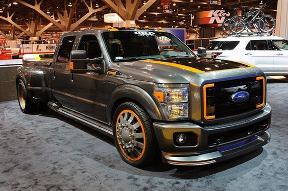 Airhead Kustoms Ford F-350 Super Duty