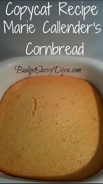 Taste just like the cornbread at the restaurant. You will not believe how easy it is to make