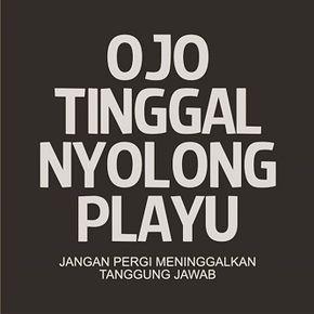 Kata Kata Bijak Bahasa Jawa Dan Artinya Dengan Gambar Kata