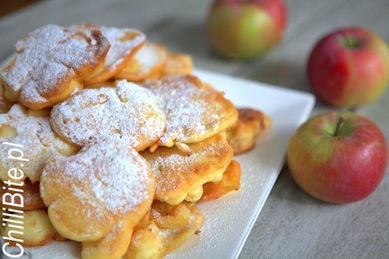 ChilliBite.pl - motywuje do gotowania!: Najlepsze placki z jabłkami