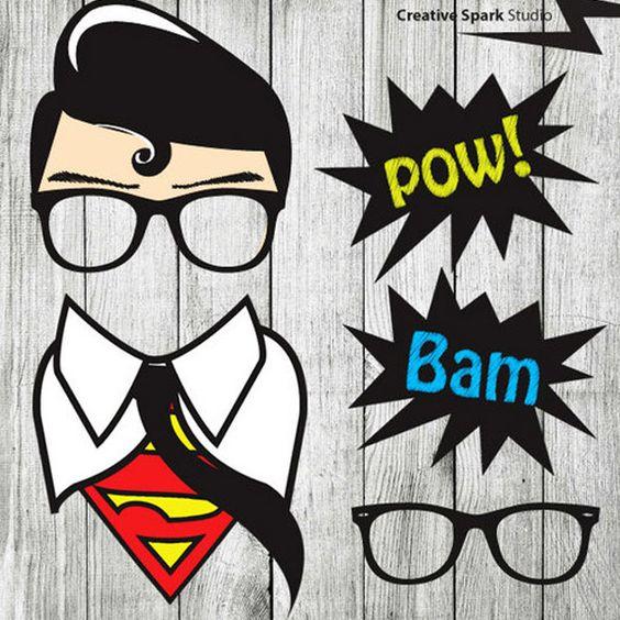 Detalles para una boda de superhéroes - Blog de bodas de Una Boda Original