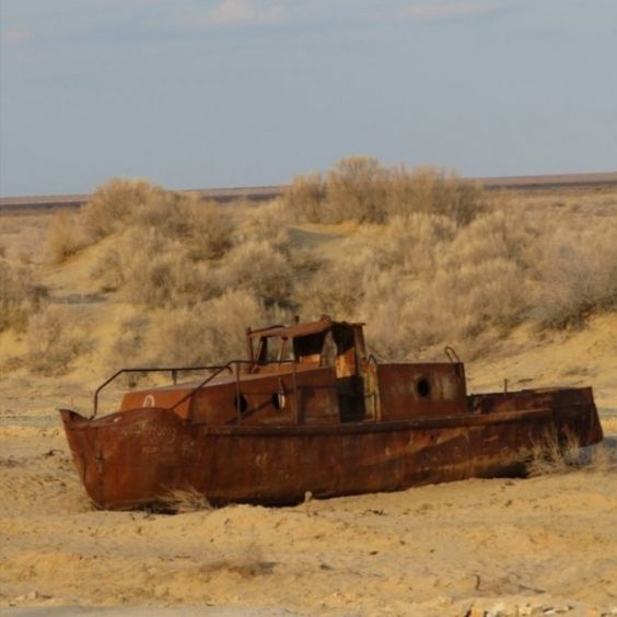Aral Sea Tour#AralSeaTour