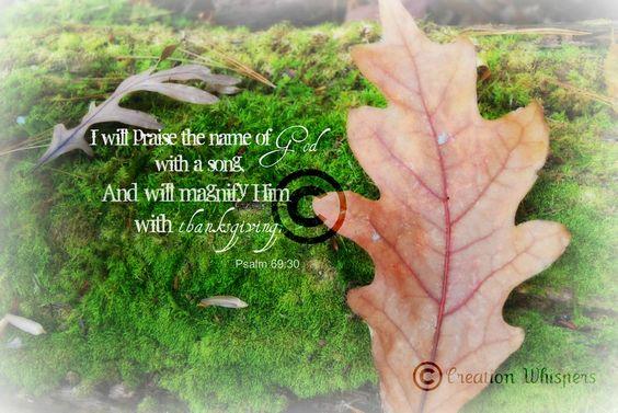 Psalm 69:30