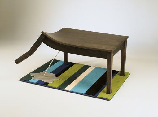 Exceptional Aerodynamic Jet Coffee Table By Lorraine Brennon   Paper Planes, Modern Coffee  Tables And Coffee Table Design Amazing Pictures