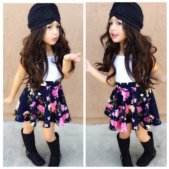Floral Skater Skirt Skater Skirts And Navy On Pinterest
