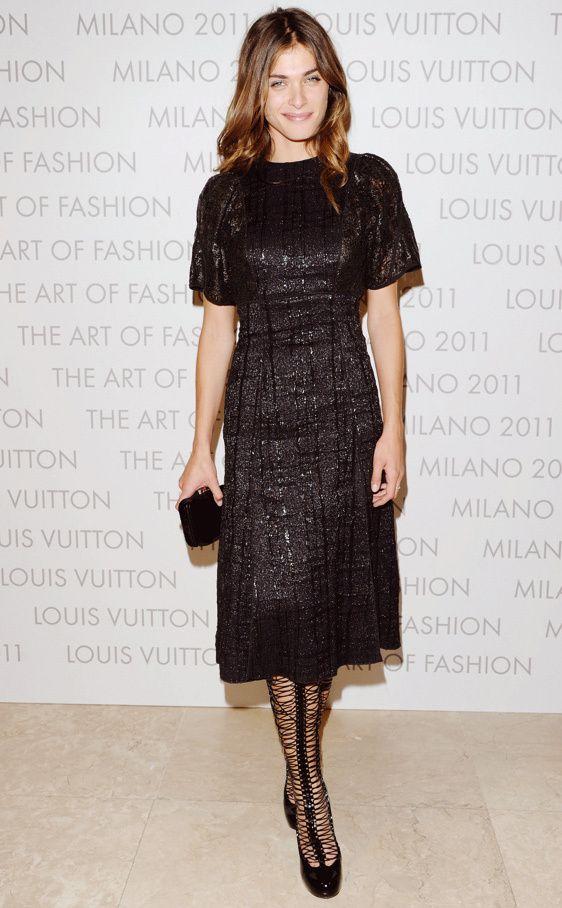 Elisa Sednaoui Design: Louis Vuitton