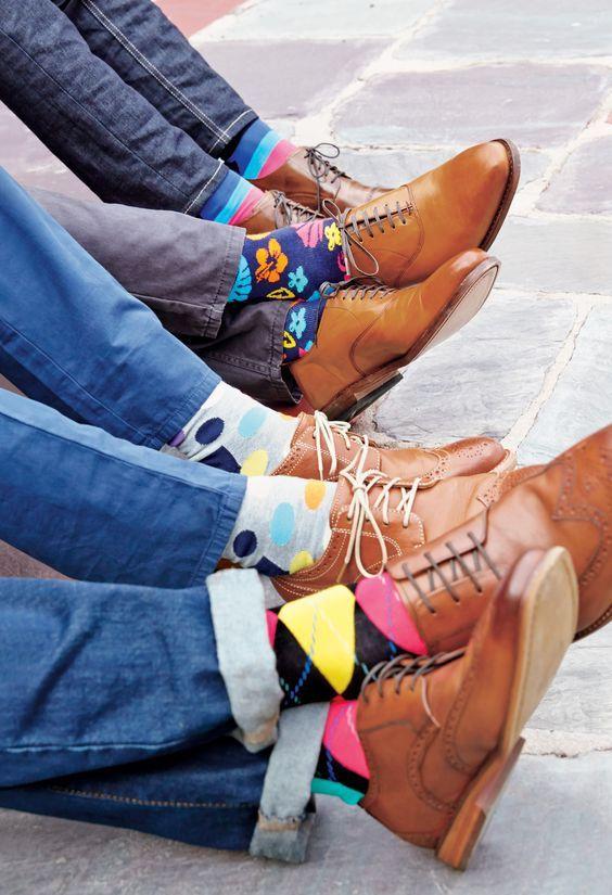 Why You Should Unfollow Some Worn Out Fashion Rules Zapatos De Vestir Masculinos Calcetines De Hombre Estilo Veraniego Para Hombres