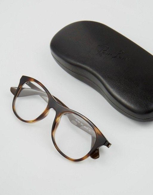 Ray-Ban   Ray-Ban – Wayfarer-Brille, 0 RX 7085