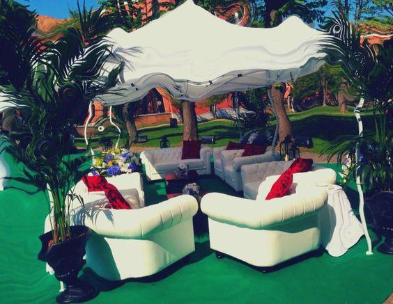 Salotto all'Aperto •  #Lounge #Outdoor #Design #Chesterfield #Oltreilgiardino www.oltreilgiardino.biz