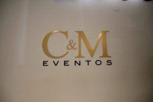 C&M EVENTOS  LEDS LAMPARAS CLIC LIGHT