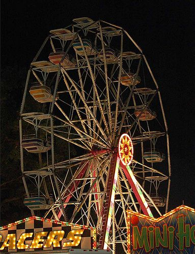 A local carnival...lots and lots of fun!