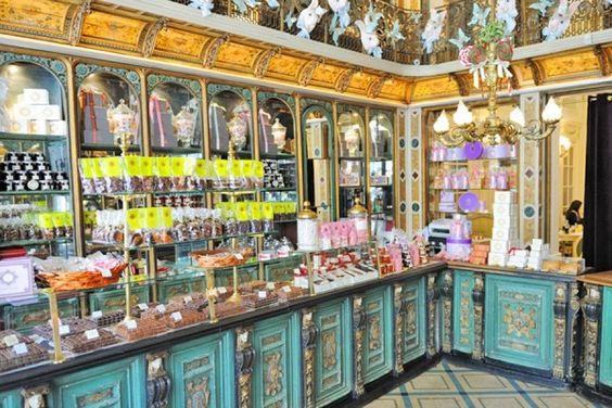Las 10 tiendas de dulces ms bellas del mundo