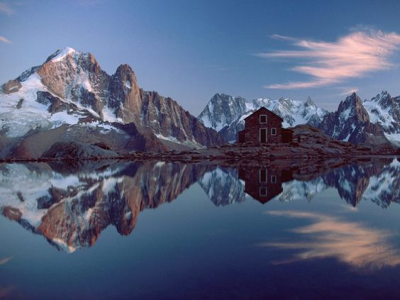 French Alps. Please take me here.