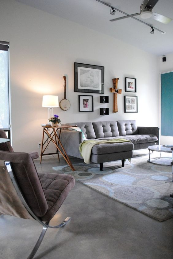 House Tour: Mod Contemporary Houston Family Home | Apartment Therapy