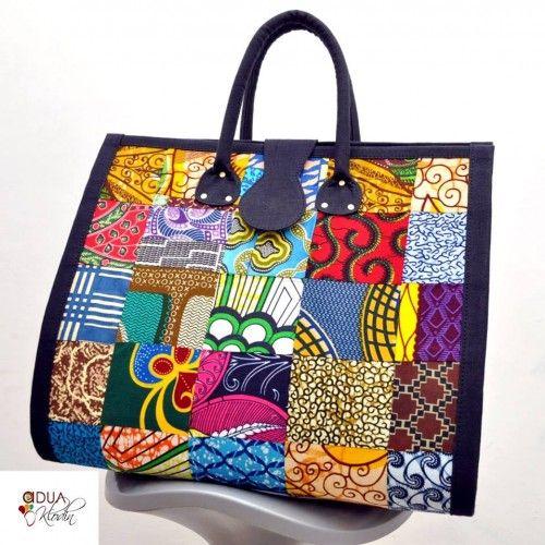 Ghana's ADU Amani Klodin Releases New Bags | FashionGHANA.com: 100% African Fashion: